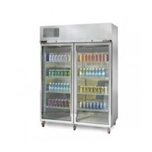 WILLIAMS LDS2GDSS 2 Door Diamond Star Display Freezer