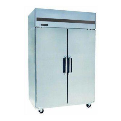Skope BC126-2-FFOS-E 2 Door Vertical Storage Freezer