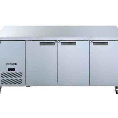 WILLIAMS HO3UBA Opal 1x1 GN 3 Door Bench Storage Fridge