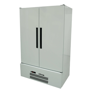 WILLIAMS HQS2SDCB 2 Door Quartz Star GN Storage Fridge
