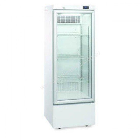 WILLIAMS HTM220GDCB 220Litre Topaz Milk Display Cabinet