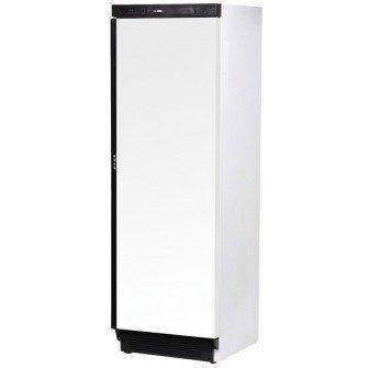 BROMIC UC0374SDW 372L Static-Fan White Solid Single Door Display Chiller