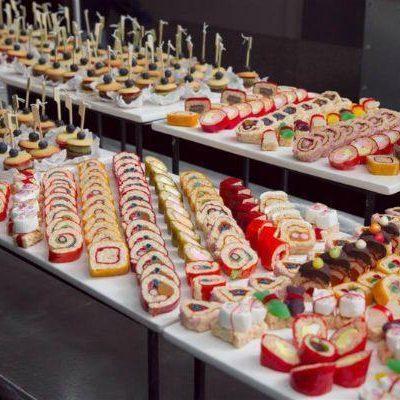 Sushi Displays