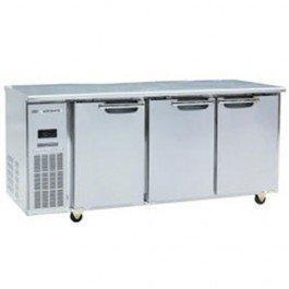 SKOPE CENTAUR BC180-C-3RRRS-E 3 Door Storage Bench Fridge