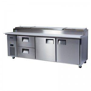 SKOPE BC240-PS-22RRRS-E CENTAUR PIZZA PREP FRIDGE