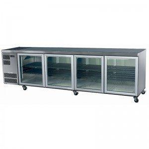 SKOPE CL800 4 Door Display Chiller