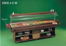 Isola 8M Mobile Salad Bar