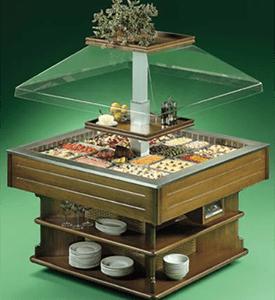 Buffet Servery