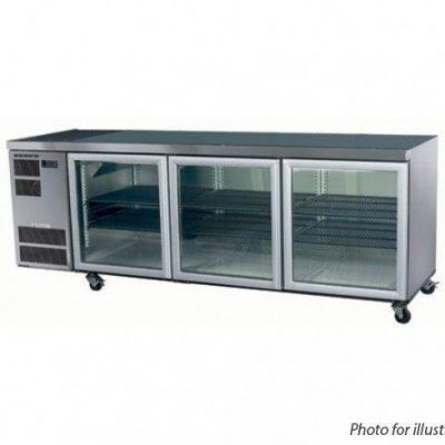 SKOPE CC500 3 Door Display Chiller
