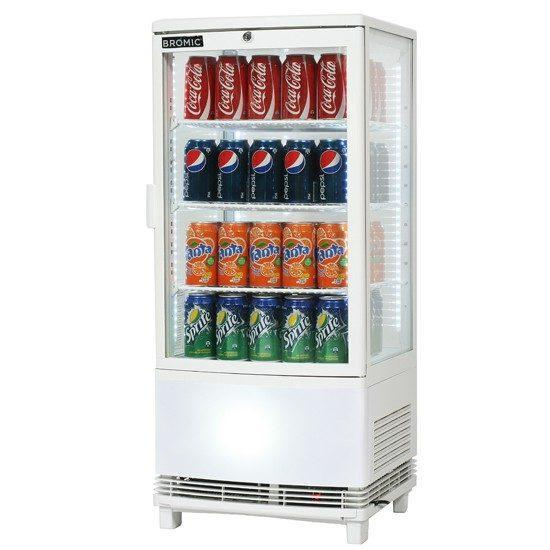 BROMIC CT0080G4BC 80L Display Chiller