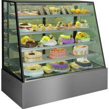 FED SLP880C Venezia 2400mm Chilled Food Cabinet