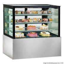FED SL860V Bonvue Chilled Food Display