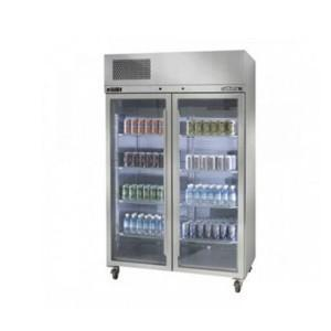 WILLIAMS LPS2GDSS 2 Door Pearl Star Display Freezer