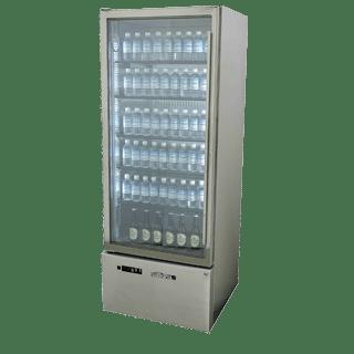 WILLIAMS HQ14GDSS Quartz single glass door upright display fridge