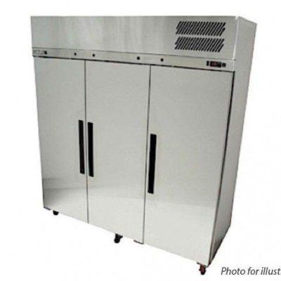 WILLIAMS LRS3SDSS 3 door Ruby upright storage freezer stainless steel