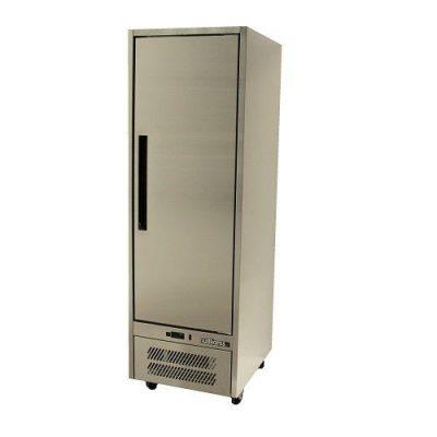 WILLIAMS HQ14SDSS quartz single solid door upright storage fridge