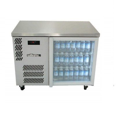 WILLIAMS HBS1UGDSS 1 DOOR DISPLAY BACK BAR