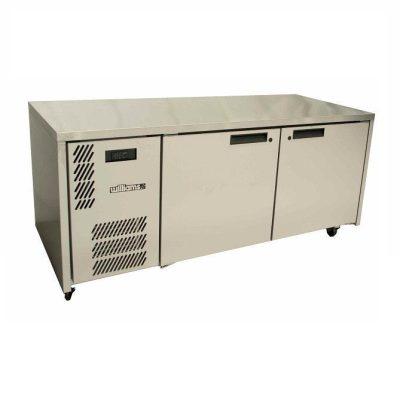 Williams LE2UFB 2 Door Freezer Foodservice Counter