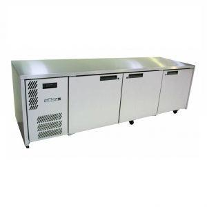 WILLIAMS LE3UFB 3 Door Freezer Foodservice Counter