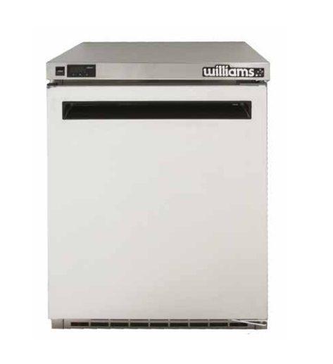 WILLIAMS LA135LP Amber Under Counter Storage Freezer