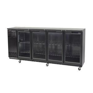 SKOPE BB780X 4 Swing Doors Chiller