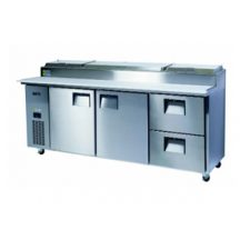 SKOPE BC180-CG-3RRRS-E 3 Door Glass Chiller