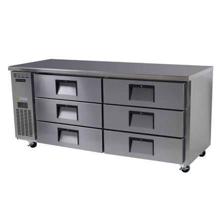 SKOPE BC180CS-6RR OS-E 6 Drawer Counter Chiller