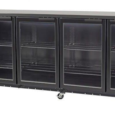 SKOPE BB780Xr 4 Swing Doors Chiller Remote