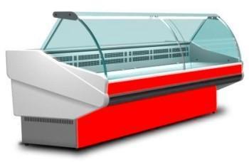 Delicatessen Butcher Displays 1100 mm Deep
