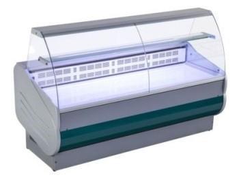 SALINA 80 250 2500mm Delicatessen Display
