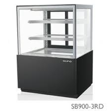 Skipio SB-1500-3RD Three Tier BAKERY CASE Refrigerated
