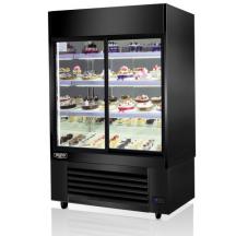 Skipio SBH1800-4FD High Bakery Case Refrigerated