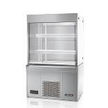 Skipio SOA-1800 Open Display Case Refrigerated
