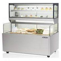 Skipio SBC-1500RD Combi Showcase Bakery