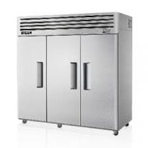 Skipio SFT65-3 Upright Storage Freezer Three Doors Stainless 1876L
