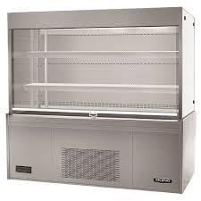 Skipio SOA-1500 Open Display Case Refrigerated