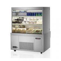 Skipio SOH-1200 Open Display Case High Refrigerated
