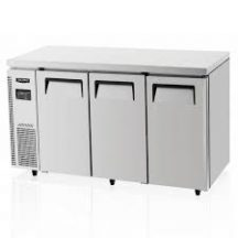 Skipio SUR24-4 Underbench Fridge Four Door Storage