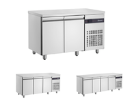Inomak UBI6179 Slimline Three Door Underbar Storage