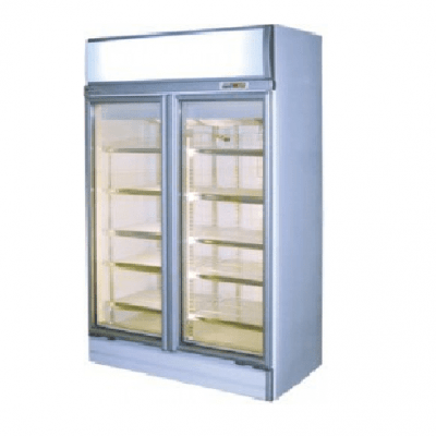 Artisan M1302 - 2-Door Freezer - 950 L Capacity