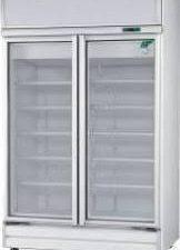 Artisan M1302 2 Door Freezer 950 litre capacity.