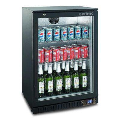 BB0120GD-NR Back Bar Display Chiller 118L (Hinged Door)