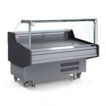 DD0150SG Square Glass Delicatessen Display