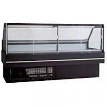 F.E.D DD2000S Square front glass Deli Display