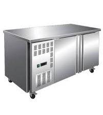 F.E.D TL1800BT 1800mm wide Stainless Steel Large Double Door Workbench Freezer