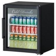 Turbo Air TGM-5SD(B)(W) super deluxe single glass door merchandaiser fridge