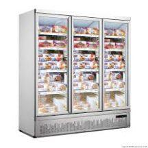 F.E.D LG-1500GBMF Triple Door Supermarket Freezer
