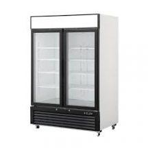 Nova Chill SM1300GZ 1320 litres Double Door Display Freezer
