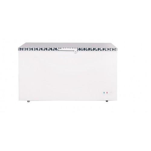 Jono CF550SS Commercial Chest Freezers - Stainless Steel Lifting Lid Chest Freezer - 550L