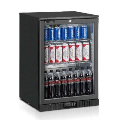 Jono ABM130G 130L Commercial Black Magic Single Door Display Bar Fridges